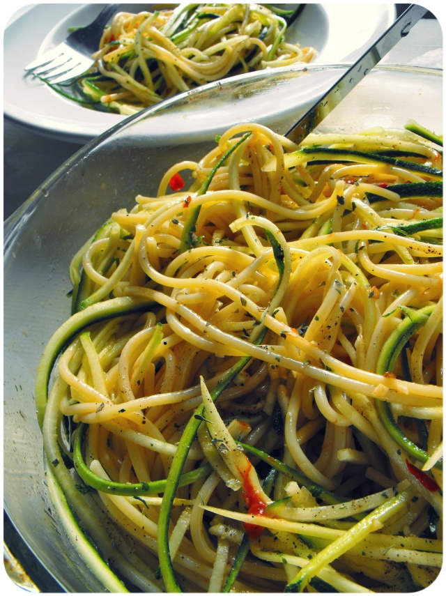 Spaghetti Aglio, Olio, e Peperoncino 2