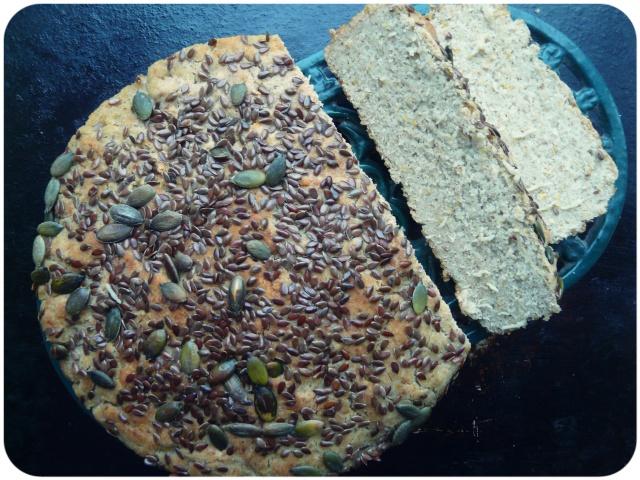gluten free yeast bread vegan 1