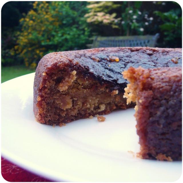 marmalade cake 2