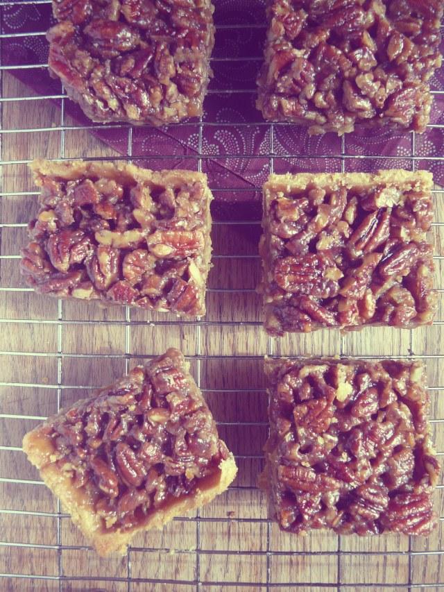 maple pecan bars 2