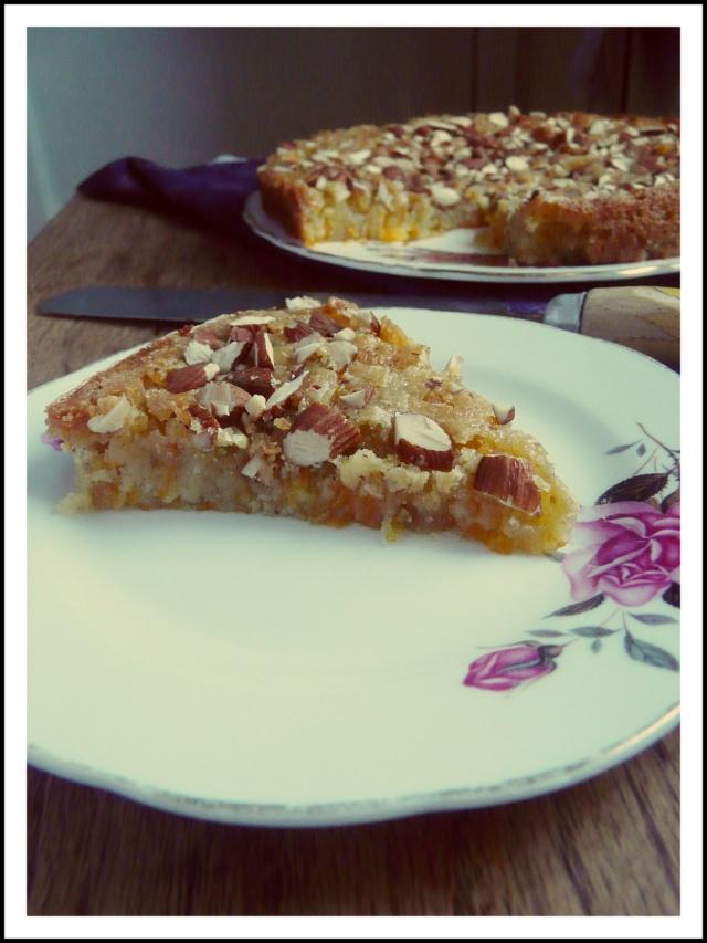 venetian carrot cake vegan 2