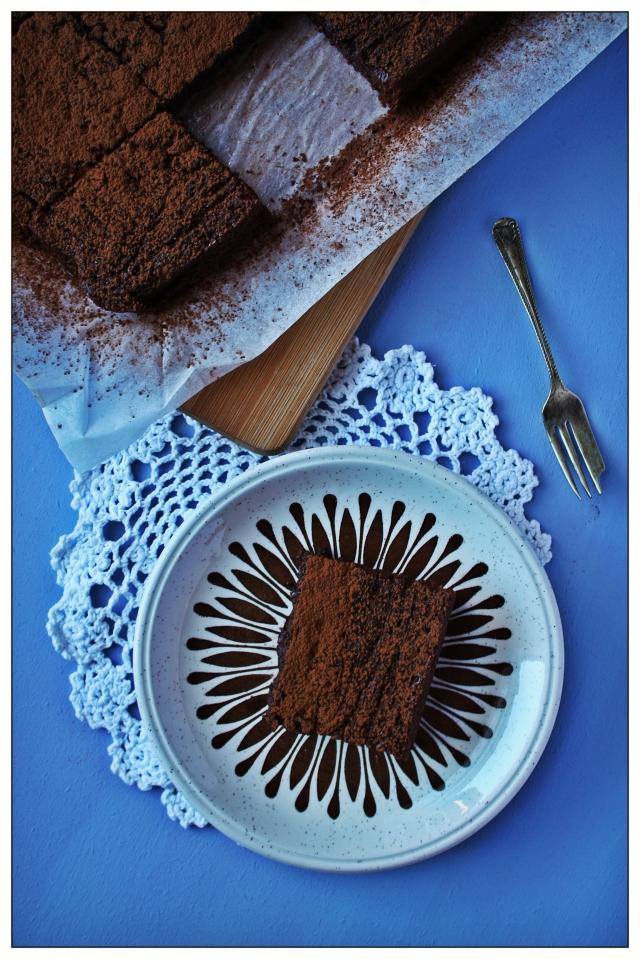 chocolate beer brownie 1