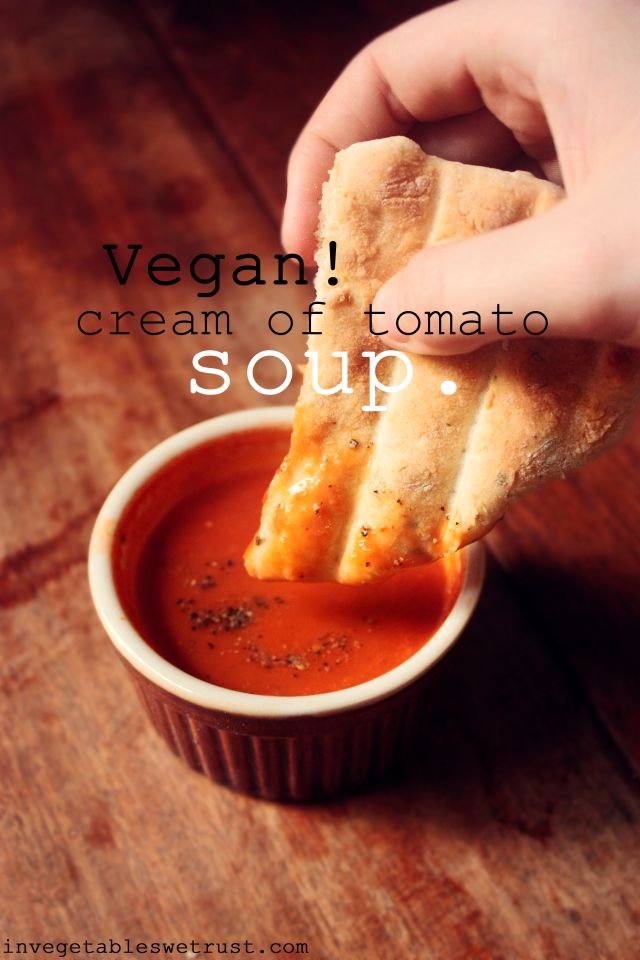cream of tomato soup vegan cheap